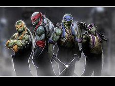 Ninja Turtles www.Facebook.com/McDojoLife