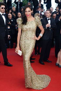 Rosario Dawson at Cannes