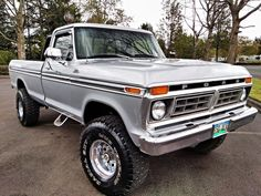 1976 Ford F100 4x4