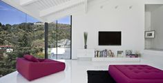 Simple architecture and living space