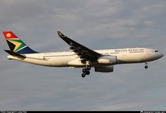 ZS-SXV South African Airways Airbus A330-200