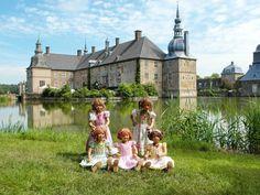 Kindergartenkinder auf Schloss Lembeck ... | Flickr - Photo Sharing!