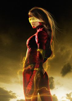 Fan poster of 'Jesse Quick'