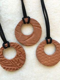 Handmade Essential oils diffuser Terracotta Pendant various designs available large round ceramic  Aromatherapy Essential Oil