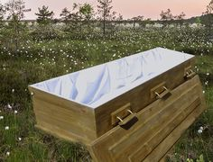 Abbey Eco Pallet Coffins | Hand Crafted Funeral Caskets UK