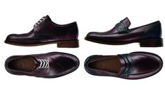 SCENE advice-giver Annelise Peterson recommends these stylish brogues by Hilfiger and Esquivel for weathering the winter while staying fashion savvy.