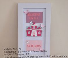 Stampin' Up! Holiday Catalogue 2016 Sweet Home Bundle