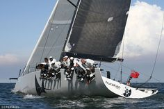 BMW Oracle US 17  Some few competetive results: In 2013 we won the ORC Worlds and this year (2014) we won Copa del Rey in IRC 1 – obviously we won other races that are less important but have no need to be nominated! The yacht is very fast among the TP of this period, in fact I can honestly say that she's the fastest I've seen.