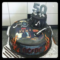 AC / DC Torte - Füllung: Himbeer-Mascarpone
