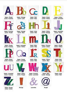 But what letters to choose?  Just the ampersand (&) please!