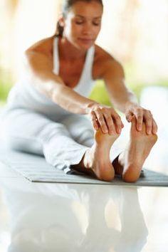 Yoga-Übungen - Yoga, Übungen, Zuhause, flachen Bauch, Tipps, Entspannung - GLAMOUR