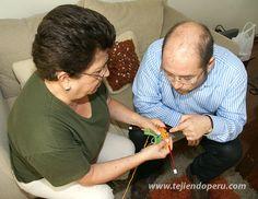 Beneficios del tejido (knitting benefits)... conversando con el Dr. josé Josán.
