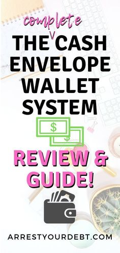 This guide will teach you how to use the cash envelope wallet system and recommends some of the best cash envelope wallets on the market! Ways To Save Money, Money Tips, Money Saving Tips, Cash Money, Cash Wallet, Cash Envelope System, Cash Envelopes, Thing 1, Finance Tips