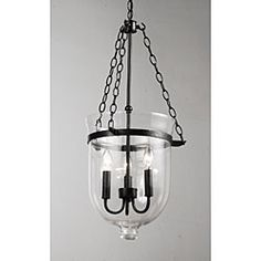 Glass Lantern Chandelier - wold this work for the dining room over a round table, or is it only suited for a foyer?