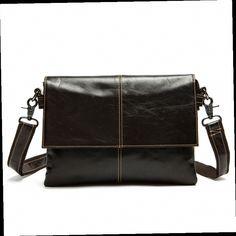 e84eef3560db Cheap genuine leather men bag