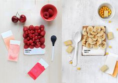 these Pantone tarts by Emilie ... via Anthology... these candles in the Tas-ka shop... the work of this photographer over at B:Studio ... Domestic Landscapes ny Una Hunderi... these handbags by ila ... via Tiffany... the new collection by Jonna...