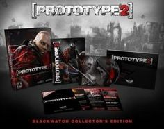 PROTOTYPE 2 Blackwatch Collectors Edition Game Prototype 2 takes the unsurpassed carnage of radical entertainments original best-selling open world game of 2009 - Prototype delivers the most over the top action game of 2012 Create a path through t http://www.comparestoreprices.co.uk/january-2017-6/prototype-2-blackwatch-collectors-edition-game.asp