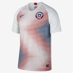 2018 Chile Stadium Away Men's Soccer Jersey