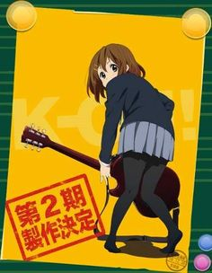 K-ON!2 forgot there was a second one
