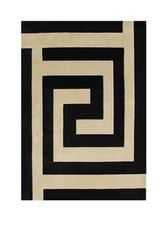 Horizon Linear Geo Rug
