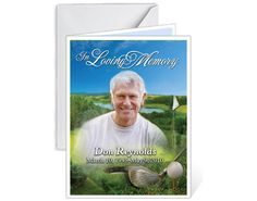 Memorial Digital Printable Card Templates And Funeral Card
