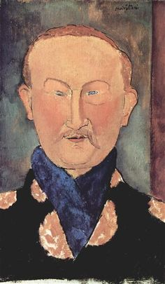 Self Portrait of Leon Bakst