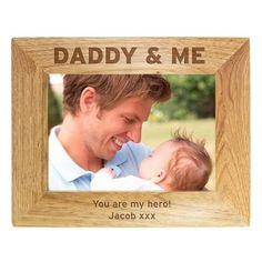 Daddy & Me Photoframe