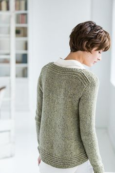 Ravelry: Devlan pattern by Bristol Ivy ~ Worsted with saddle shoulder ~ Sized: - Sweater Knitting Patterns, Knit Patterns, Hand Knitting, Brooklyn Tweed, Knitting Projects, Pullover Sweaters, Knit Sweaters, Jumper, Mantel