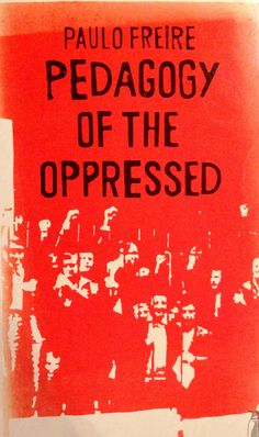 Pedagogy of the oppressed by paolo friere vintage pelican penguin