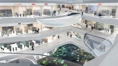 shopping mall interiors - Google keresés