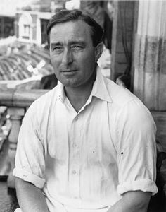 Denis Compton.  Middlesex and England