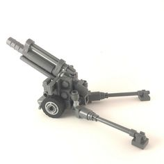 US 105mm Howitzer - 02 | by Carpet lego