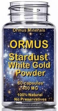 White Powder Gold 60 Count