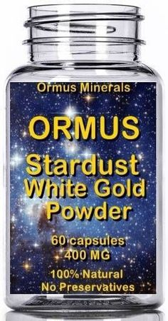 White Powder Gold 60 Count