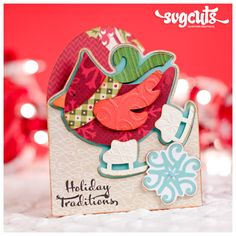 Merry and Bright SVG Kit | SVGCuts.com Blog