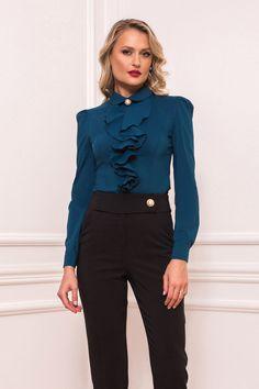 Camasi Dama - Colectie Noua in fiecare Vineri - StarShinerS Mistress, Long Sleeve, Sleeves, Shopping, Tops, Women, Fashion, Moda, Long Dress Patterns
