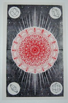 Cosmic Geometry by Communitea / Sacred Geometry <3