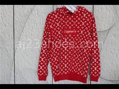 REAL VS FAKE -COMPARISON Supreme brand hoodie HD review from aj23shoes.com 28c0b4bd3