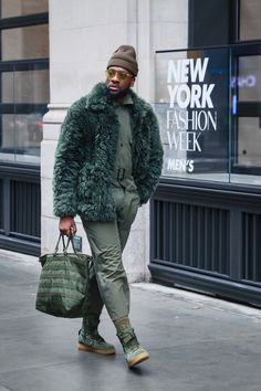 Streetstyle Photo by Charles Roussel/BFA.com