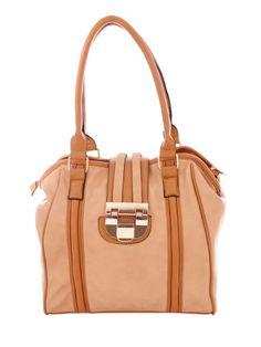 Kiara Handbag With Tan Accents Purchase From Koovs Handbags Online Ping Bags Designer