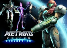 Metroid prime 3: Corrupted