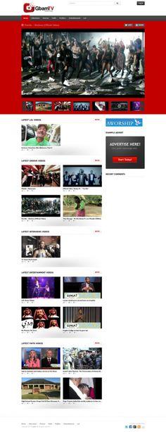 Gbam Tv - http://enigma-designs.co.za/gbam-tv/