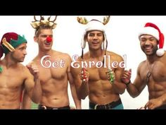 WATCH: Santa's Sexiest Workers Want You To Consider Obamacare  Full story here: http://www.queerty.com/watch-santas-sexiest-workers-want-you-to-consider-obamacare-20131218/#ixzz2o2Ru8ZEo