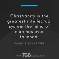 Tag someone that you know agrees Francis Schaeffer, Godly Qoutes, Christian Quotes, Jesus Christ, Christianity, Bible Verses, Believe, Mindfulness, Magazine