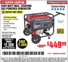 440 Best Harbor Freight Tools images in 2020 | Harbor ...