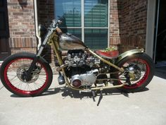 Custom Built Motorcycles Bobber . One of a kind, very unique, custom made Yamaha Bobber. Ran perfectly 6 years ago when I put it in storage. I am too old (60) to ride this type of bike. Most likely will need a new battery & fresh gas. I have not started it in 6 years, […] #caferacerforsale #caferacer