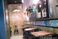 Đen Đá Cafe, Hai Ba Trung, Dis.1, HCMC, Vietnam
