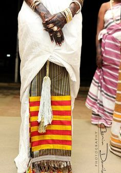 Somali traditional bridal look