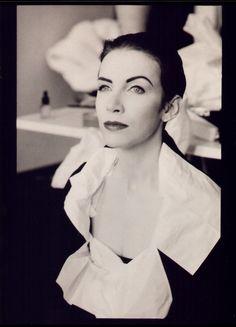 Annie Lennox.