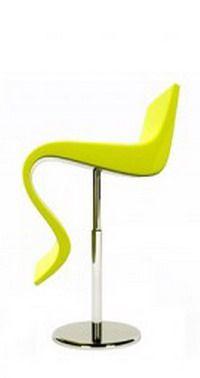 Chaise de Bar Levanzo Design, futuristic furniture